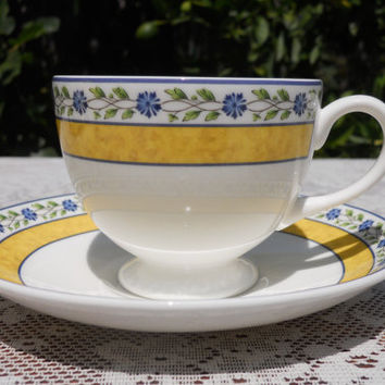 Wedgwood Tea cup  Mistral Bone China Made in England