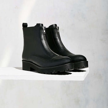 Modern Zip Moto Boot - Urban Outfitters