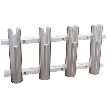 TACO Aluminum-Poly 4-Rod Rack Holder [F31-3104BXZ-1]