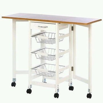 kitchen trolley extendable table