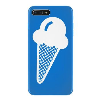 ice cream cone funny iPhone 7 Plus Case
