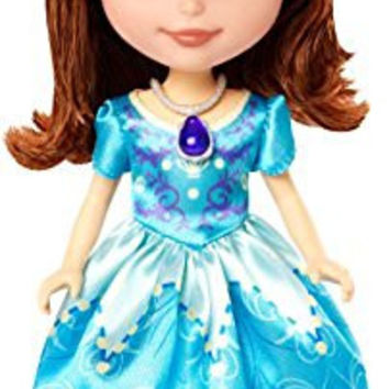 "Disney Sofia the First 9"" Princess Sofia Doll, Seashell Dress"