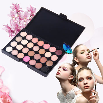 Professional Makeup base Palettes Natural 28 Colors Ultra Shimmer Eye Shadow Comestic Long Lasting Makeup Eyeshadow Palette