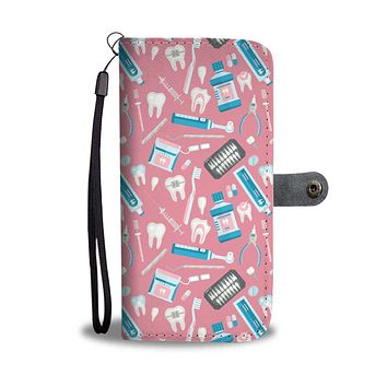 Dental Equipment Wallet Phone Case