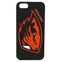 Oregon State Beavers - Case for iPhone 5 / 5s - Black