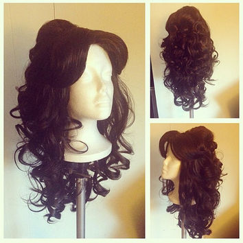 Beauty and the Beast (Belle) Style Wig (Made to Order)