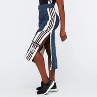 adidas Women Clover Buttons Split Skirt