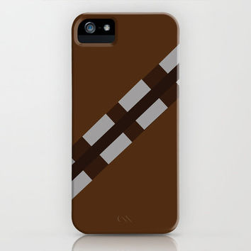 Star Wars - Chewbacca iPhone Case by Adrian Mentus | Society6