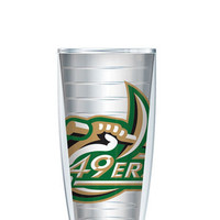 UNC Charlotte Tumbler - Customize with your monogram or name!