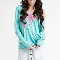 Kendall & Kylie Long Sleeve Fleece at PacSun.com