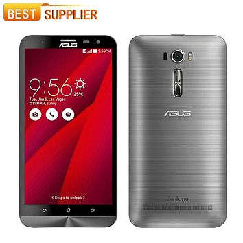 Asus ZenFone 2 Laser ZE601KL 6.0'' FHD Snapdragon 616 MSM8939 Octa Core 3GB RAM 32GB ROM 13.0MP Android  FDD LTE Mobile Phone