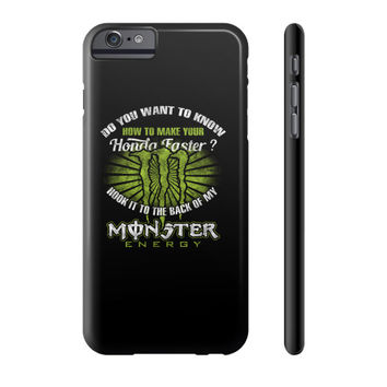 DO YOU WANT TO KNOW HONDA Phone Case