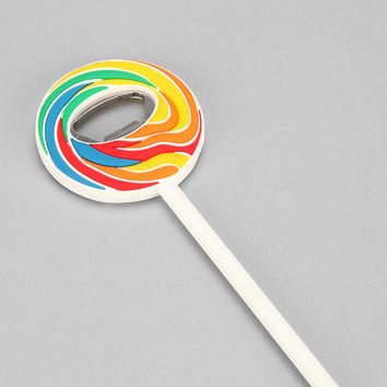 lollipop bottle opener urban outfitters from urban outfitters. Black Bedroom Furniture Sets. Home Design Ideas