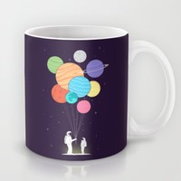 You are my universe (father & son) Mug by I Love Doodle | Society6