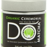 DoMatcha  Green Tea, Organic Ceremonial Matcha, 1oz Tin