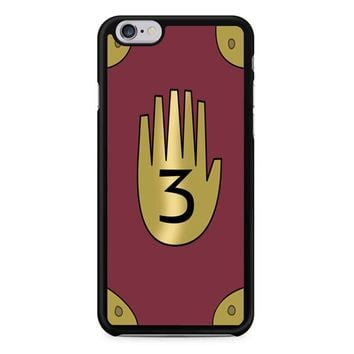 Gravity Falls - Journal 3 iPhone 6/6s Case