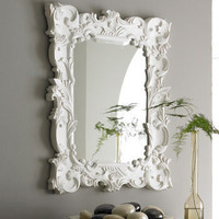 Baroque-Style Mirror - Horchow