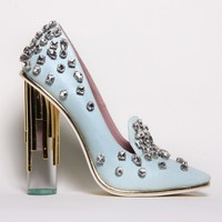 Crystal Pump: Blue