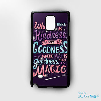 have courage and be kind cinderella for Samsung Galaxy Note 2/Note 3/Note 4/Note 5/Note Edge phonecases
