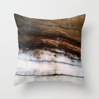 Moby Dick Throw Pillow by RichCaspian | Society6