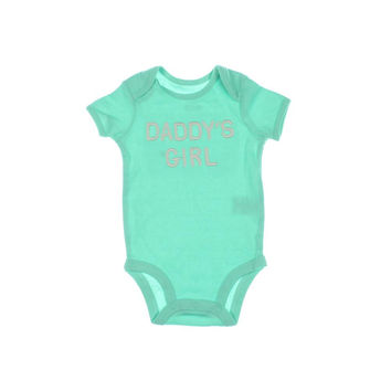 Carters Baby Girls Embroidered Infant Girls One-Piece