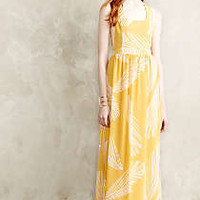 Montreux Maxi Dress by Sunday in Brooklyn Yellow