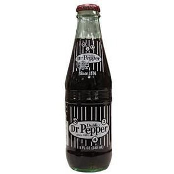 Dr Pepper Real Imperial Cane Sugar