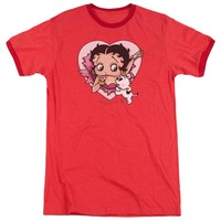 Betty Boop - I Love Betty Adult Heather