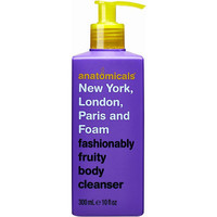 New York, London, Paris & Foam Cleanser