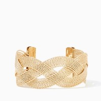 Gigi Woven Cuff | Fashion Jewelry – Bracelets | charming charlie
