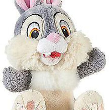 "Licensed cool NEW Disney Store 8"" Thumper Bunny Rabbit  Animal Bambi  Mini Bean Bag plush toy"
