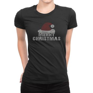 Merry Christmas Women's short sleeve t-shirt DTG Printing Shirt