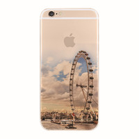 Happy Skywheel iPhone 5S 6 6S Plus Case + Gift Box-127