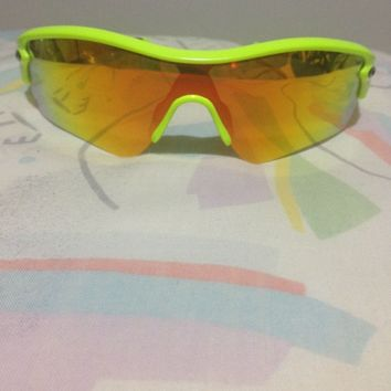Oakley Radar Retina Burn