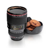 Coffee Mug for Plastic Camera Lens