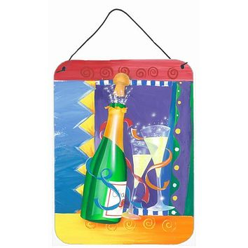 New Years Celebration Toast Wall or Door Hanging Prints APH8556DS1216