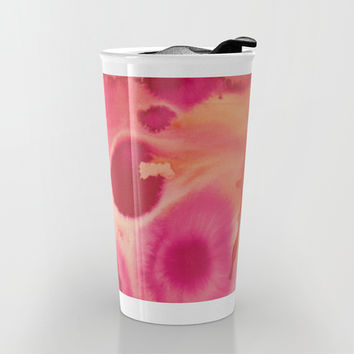 Simmer Travel Mug by DuckyB (Brandi)