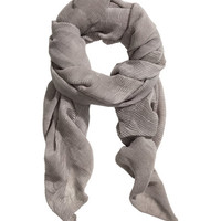 Pleated Scarf - from H&M