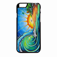 surf painting FOR IPHONE 6 PLUS CASE *NP*