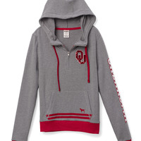 University of Oklahoma Bling Pullover Hoodie - PINK - Victoria's Secret