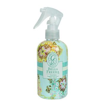 Green Leaf Linen Spray
