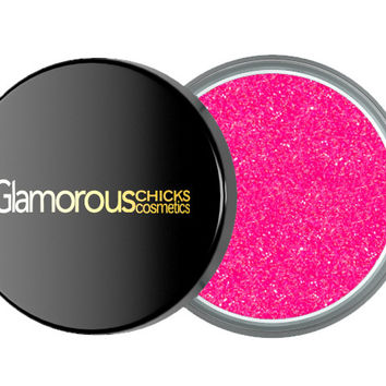 Diamond Glitter Hot Pink
