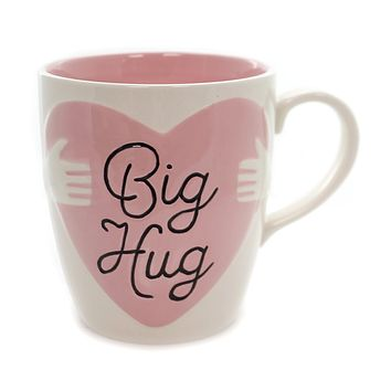 Tabletop BIG HUG EXTRA LARGE MUG Ceramic Our Name Is Mud 6002626