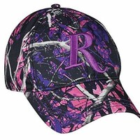 Muddy Girl Remington Pink Baseball Hat
