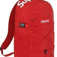 cc spbest Red Supreme Backpack