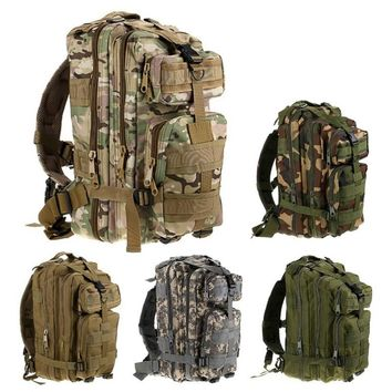 Military Tactical Hunting Backpack Molle Army Bag Rucksack Assault Backpack for Fishing Outdoor Sport Camping Hiking Bag