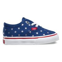 Toddlers Foil Stars Authentic | Shop Toddler Shoes at Vans
