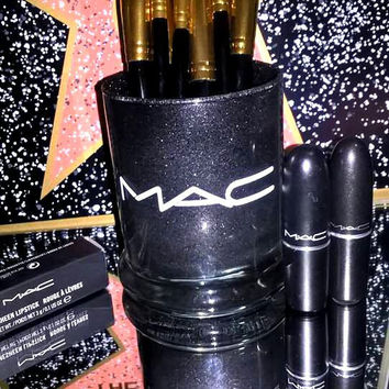 MAC Cosmetics Makeup Brush Holder - YOU CUSTOMIZE!