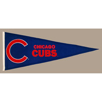 Chicago Cubs MLB Traditions Pennant (13x32)