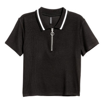 H&M Short Polo Shirt $14.99
